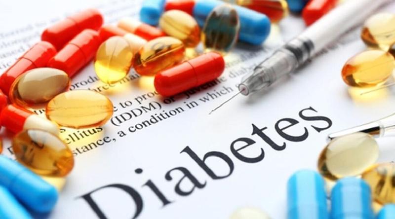 Диабет у человека