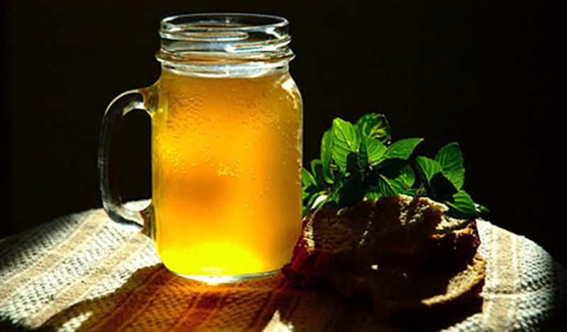 Квас на меду