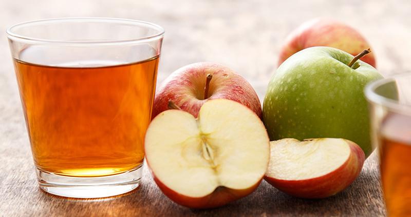 Квас на яблоках