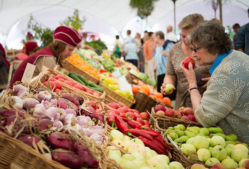 Сельскохозяйственные рынки РФ