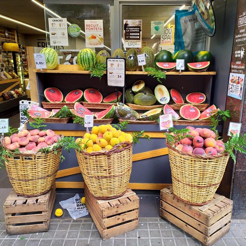 Специализированные магазины с фермерскими продуктами