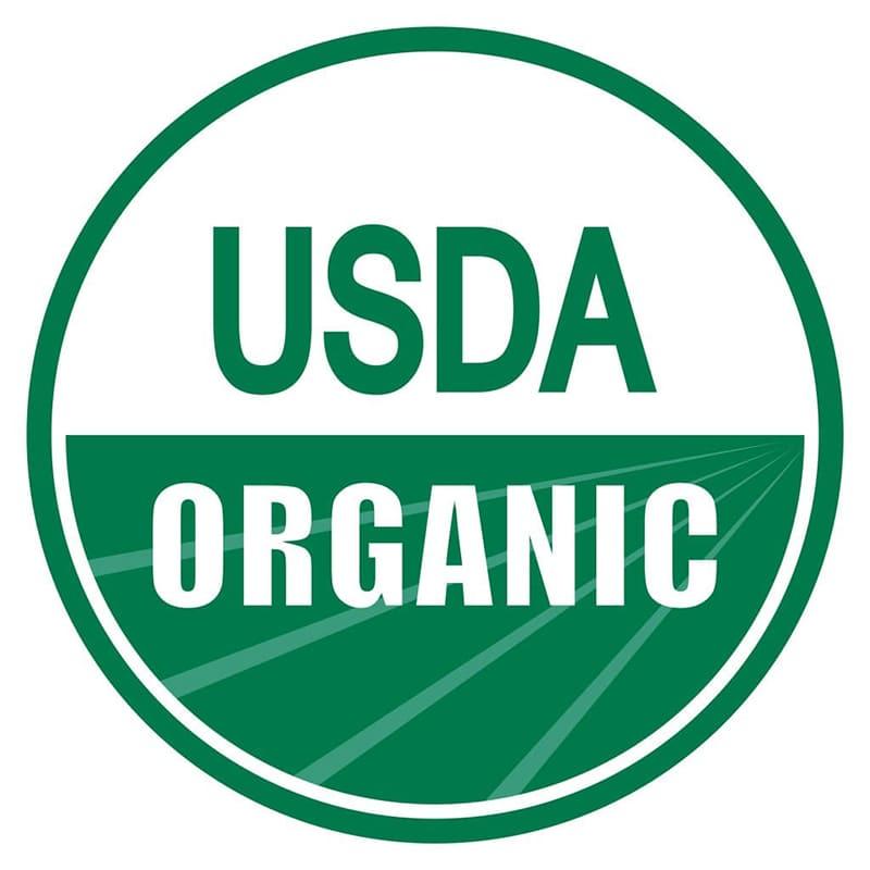 US DA Organic Seal