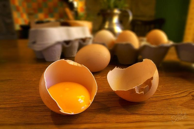 Желток куриного яйца