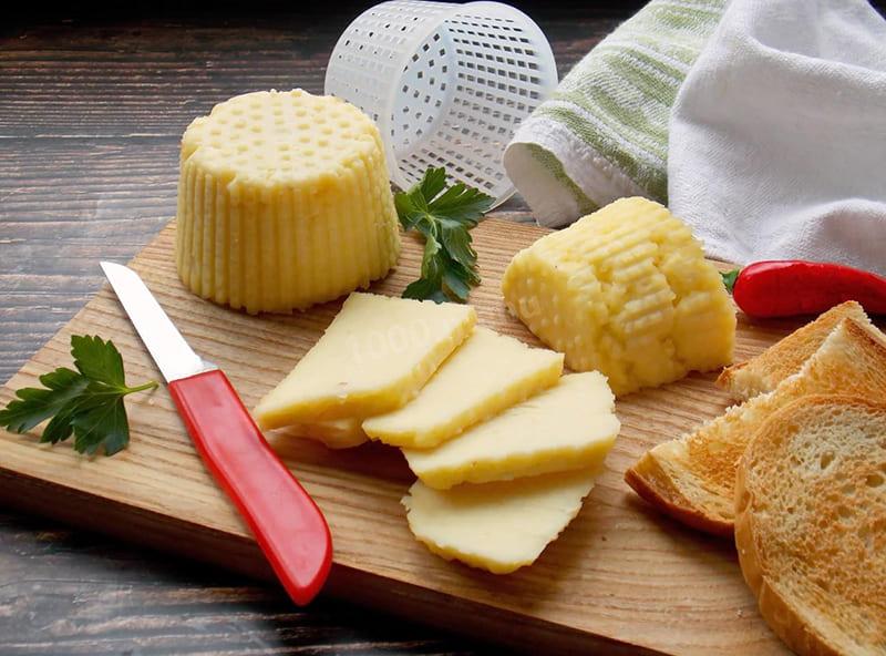 Домашний сыр производство