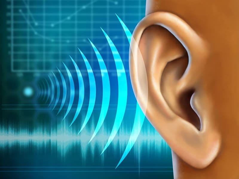 Плохой слух у человека