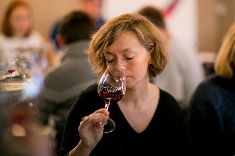 Расслабление с вином