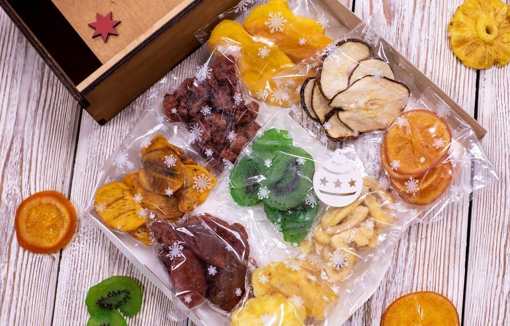 Чипсы из фруктов в вакууме