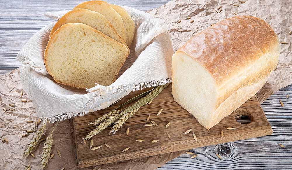 Домашний формовой хлеб