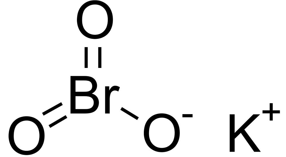Формула бромата калия