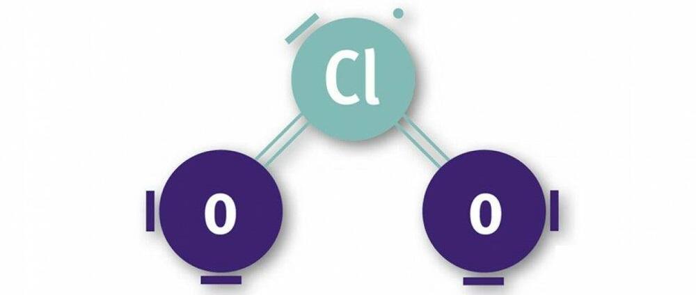 Формула двуокиси хлора