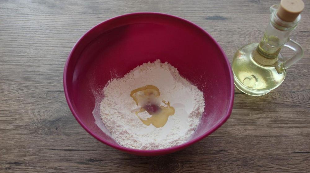 Масло для заварного теста