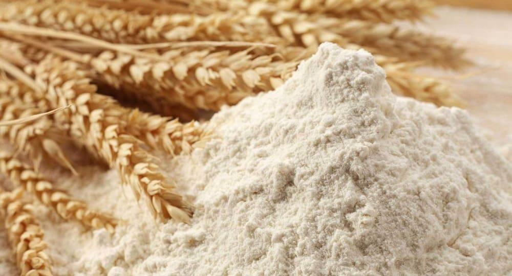 Неотбеленная мука из пшеницы