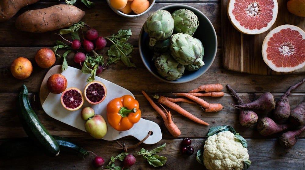 Овощи и фрукты зимой