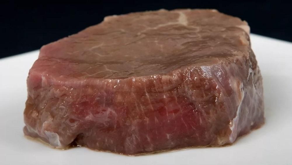 Слизь на мясе