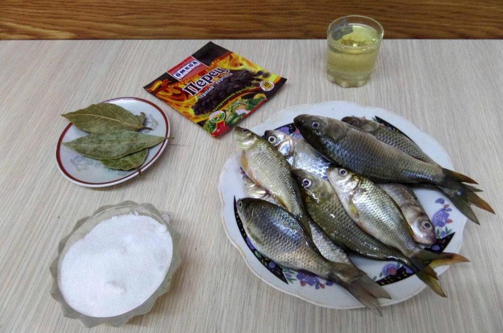 Состав рыбной тушёнки в пряных специях