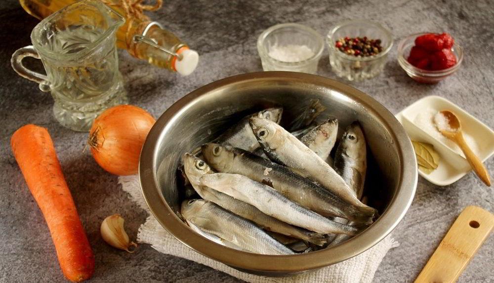 Состав рыбной тушёнки в томатном соусе