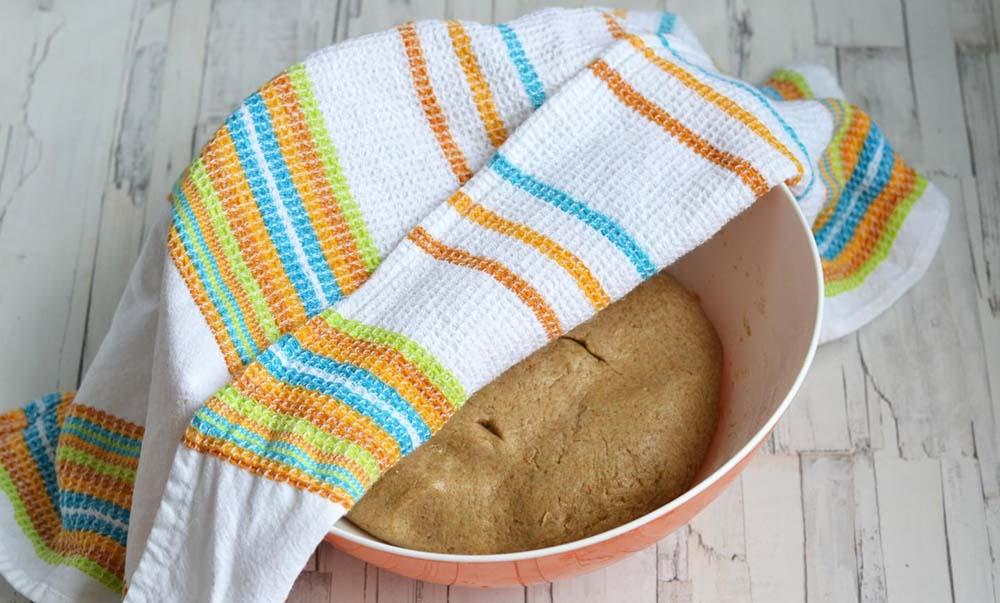 Тесто для ржаного хлеба