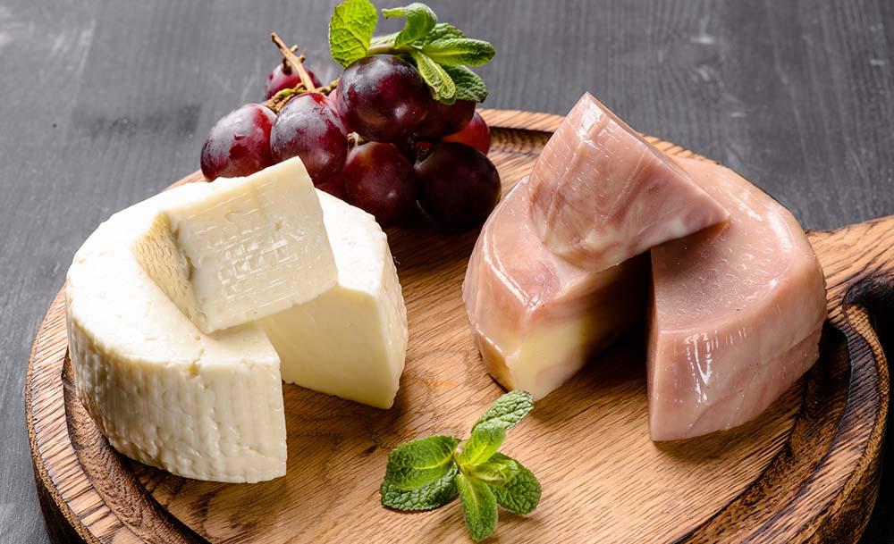 Выбор фермерского сыра