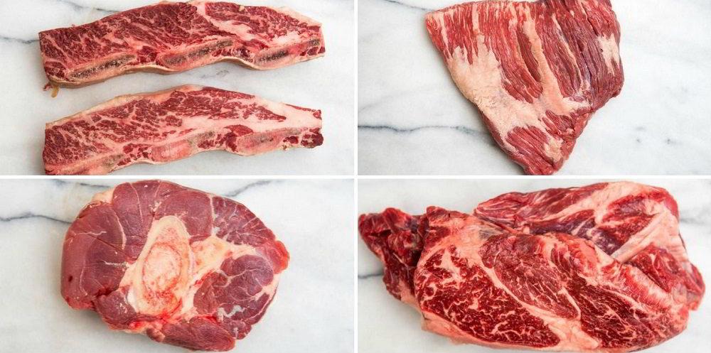 Жир на мясе