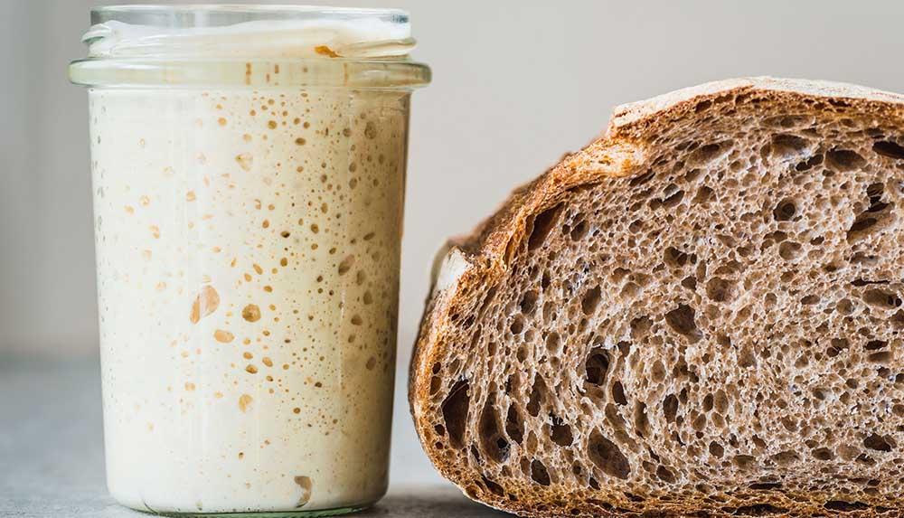 Закваска и хлеб
