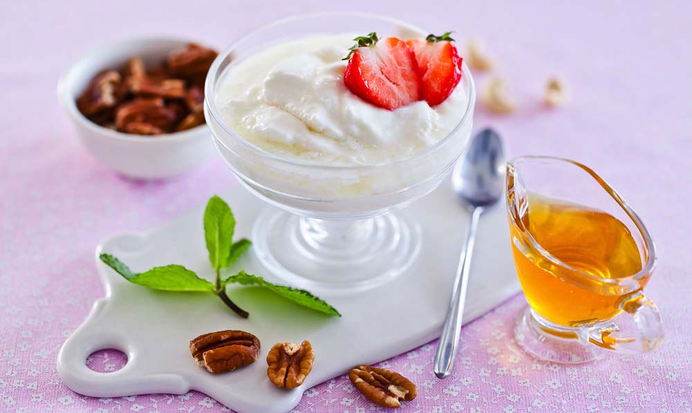 Йогурт из мультиварки