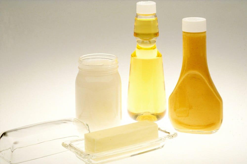Жир и растительное масло