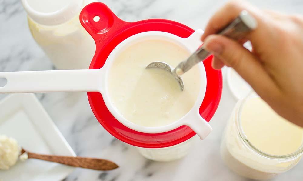 Закваска для сухого молока