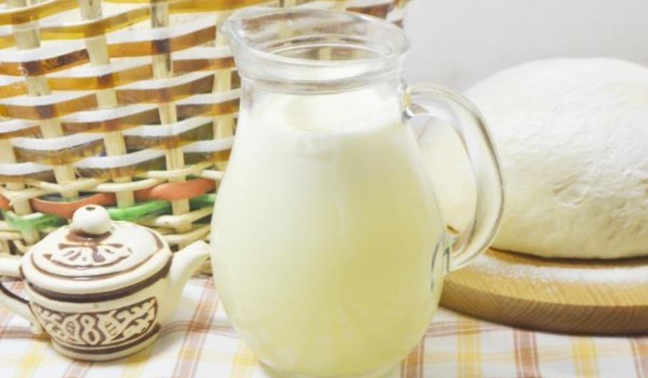 Быстрая молочная сыворотка