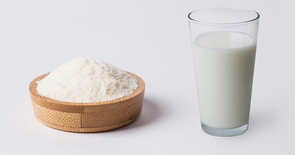 Домашнее сухое молоко